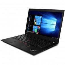 Ноутбук Lenovo ThinkPad T490 Core i5 8265U/8Gb/SSD256Gb/14.0''/IPS/FHD/Windows 10 Professional 64/black/WiFi/BT/Cam