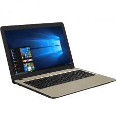 Ноутбук Asus VivoBook A540NA-GQ266 Intel Celeron N3350 1100 MHz/15.6''/1366x768/4Gb/128Gb SSD/no DVD/Intel HD Graphics 500/Wi-Fi/Bluetooth/Endless 90NB0HG1-M05790