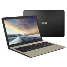 Ноутбук Asus X540BA-GQ248 AMD E2-9000 (1.8)/4G/500G/15.6''HD AG/Int:AMD Radeon R2/DVD-SM/ENDLESS Chocolate Black 90NB0IY1-M04640