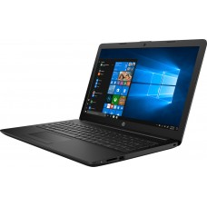 HP 15-da0416ur Black 6SP98EA (Intel Core i3-7100U 2.4 GHz/4096Mb/128Gb SSD/Intel HD Graphics/Wi-Fi/Bluetooth/Cam/15.6/1920x1080/Windows 10 Home 64-bit)
