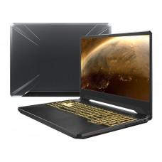 ASUS TUF FX505DU-AL174T 90NR0271-M04540 (AMD Ryzen 7-3750H 2.3GHz/16384Mb/1000Gb+512Gb SSD/No ODD/nVidia GeForce GTX 1660Ti 6144Mb/Wi-Fi/Bluetooth/Cam/15.6/1920x1080/Windows 10 64-bit) 90NR0271-M04540