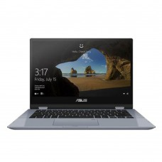 ASUS VivoBook Flip TP412FA-EC260T 90NB0N32-M06100 (Intel Core i3-8145U 2.1 GHz/4096Mb/128Gb SSD/No ODD/Intel HD Graphics/Wi-Fi/Bluetooth/Cam/14.0/1920x1080/Touchscreen/Windows 10 64-bit)