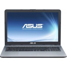 ASUS VivoBook X541SA-XO687 Silver 90NB0CH3-M13590 (Intel Pentium N3710 1.6 GHz/4096Mb/500Gb/Intel HD Graphics/Wi-Fi/Bluetooth/Cam/15.6/1366x768/DOS) 90NB0CH3-M13590