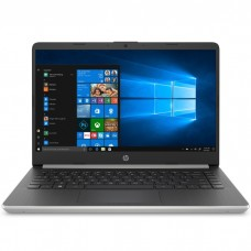 HP 14s-dq1000ur Natural Silver 8EW49EA (Intel Core i3-1005G1 1.2 GHz/4096Mb/128Gb SSD/Intel HD Graphics/Wi-Fi/Bluetooth/Cam/14.0/1366x768/Windows 10 Home 64-bit)