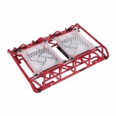 Охлаждающая подставка STM Laptop Cooling IP33 Red (17.3''''. 2x(120x120). plastic+metal mesh) IP33Red