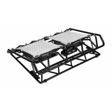 Охлаждающая подставка STM Laptop Cooling IP33 Black (17.3''''. 2x(120x120). plastic+metal mesh) IP33Black