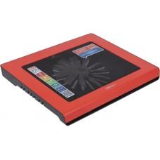 Охлаждающая подставка STM Laptop Cooling IP25 Red (17.3''''. 1x(150x150). plastic+metal mesh) IP25Red