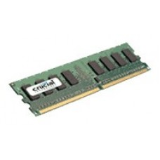 Crucial DDR2 DIMM 800MHz PC2-6400 - 1Gb CT12864AA800