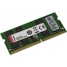 Память оперативная Kingston SODIMM 32GB 2666MHz DDR4 Non-ECC CL19  DR x8