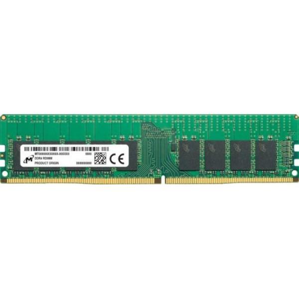 Micron DRAM DDR4 RDIMM VLP STD 16GB 1Rx4 3200, EAN: 649528821157