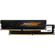 Модуль памяти Geil 16GB(8GBx2) EVO SPEAR (AMD compatible) 16-20-20-40 PC4-25600 3200MHz