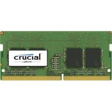 Модуль памяти Crucial SO-DIMM DDR4 2GB 2400 MT/s (PC4-19200) CL17 SR x16 Unbuffered 260pin