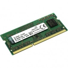 Модуль памяти Kingston SO-DIMM DDR3L 2Gb 1600MHz  KVR16LS11S6/2 RTL PC3-12800 CL11  204-pin 1.35В