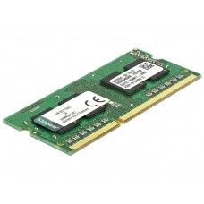 Kingston DDR3 SO-DIMM 1600MHz PC3-12800 CL11 - 2Gb KVR16S11S6/2