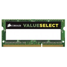 Модуль памяти Corsair SO-DIMM DDR3L 4Gb 1600MHz CMSO4GX3M1C1600C11 RTL PC3-12800 CL11  204-pin 1.35В