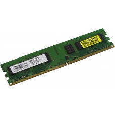 Qumo DDR2 DIMM 800MHz PC2-6400 2Gb QUM2U-2G800T6/QUM2U-2G800T5