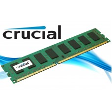 Модуль памяти Crucial DIMM DDR3L 2Gb 1600MHz CT25664BD160B RTL PC3-12800 CL11 240-pin 1.35В