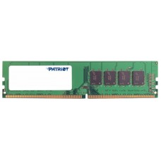 Patriot Memory DDR4 DIMM 2400MHz PC4-19200 - 4Gb PSD44G240082