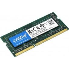Crucial DDR3L SO-DIMM 1600MHz PC3-12800 CL11 - 2Gb CT25664BF160B