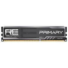 Модуль памяти DDR-4 8GB QUMO reVolution Primary (Q4Rev-8G3000P16Prim) Black heat spreader 3000 Mhz XMP 16-18-18-36 1.35V (1024*8) Single Rank retail