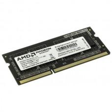 Модуль памяти AMD SO-DIMM DDR3L 2Gb 1600MHz AMD R532G1601S1SL-UO OEM PC3-12800 CL11  204-pin 1.35В