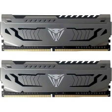 Модуль памяти Patriot UDIMM DDR4 16GB V Steel  3600MHZ CL17  DUAL KIT