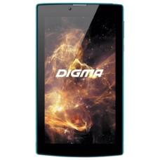 Планшет Digma Plane 7012M 3G MT8321 (1.3) 4C/RAM1Gb/ROM8Gb 7'' IPS 1024x600/3G/Android 7.0/голубой/черный/2Mpix/0.3Mpix/BT/GPS/WiFi/Touch/microSD 64Gb PS7082MG
