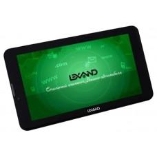 Планшет-Навигатор gps Lexand sc7 pro hd (черный) SC-7 PRO HD