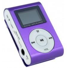 Цифровой аудио плеер Perfeo music clip titanium. бордовый (vi-m001 inkiness) VI-M001 Inkiness