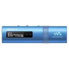 Плеер Sony nwz-b183f мр3 плеер. 4gb. fm тюнер. голубой NWZB183FL.EE
