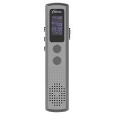 Диктофон Ritmix RR-120 8Gb silver 15119875
