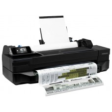 Плоттер Hp designjet t120 eprinter (24''.4color.1200x1200dpi.256mb. 45spp(a1).usb/lan/wi-fi.rollfeed.sheetfeed.tray50(a3/a4). autocutter.pcl3gui CQ891C