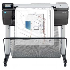 Плоттер HP DesignJet T830 MFP (p/s/c. 24''.4color.2400x1200dpi.1Gb. 26spp(A1 drawing mode).USB/GigEth/Wi-Fi.stand.media bin.rollfeed.sheetfeed F9A28A