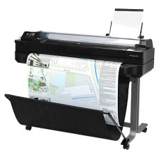 Плоттер HP Designjet T520 ePrinter (36''.4color.2400x1200dpi.1Gb. 35spp(A1).USB/LAN/Wi-Fi.stand.media bin.rollfeed.sheetfeed.tray50(A3/A4). autocutter CQ893C