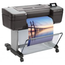 Принтер HP DesignJet Z9+ PS Printer (24''.9 colors. pigment ink. 2400x1200dpi.128 Gb(virtual).500 Gb HDD. GigEth/host USB type-A.stand W3Z71A