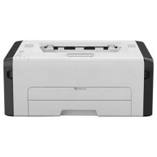 Лазерный принтер Ricoh sp 277nwx (a4. 23 стр./мин.128мб. gdi. usb. ethernet.wi-fi. nfc. старт.картридж)
