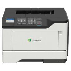 Принтер Lexmark MS521DN лазерный монохромный a4. 1200*1200dpi. 44стр/мин. сеть. дуплекс. 512mб 36S0306