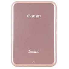 Принтер ZINK Canon Zoemini (3204C004) розовый/белый