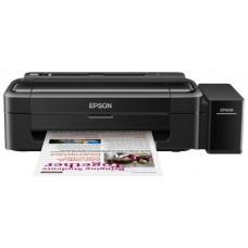 Принтер струйный Epson l132 (c11ce58403) a4 usb черный C11CE58403