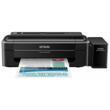 Принтер струйный Epson l312 (c11ce57403) a4 usb черный C11CE57403
