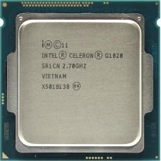 CPU Intel Celeron G1820 Haswell OEM {2.7ГГц, 2МБ, Socket1150}