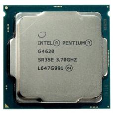 Intel Pentium G4620 Kaby Lake (3700MHz/LGA1151/L3 3072Kb) OEM CM8067703015524