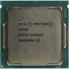 Intel Pentium G5500 (3800MHz/LGA1151/L3 4096Kb) OEM CM8068403377611