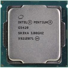 Intel Pentium G5420 (3800MHz/LGA1151v2/L3 4096Kb) OEM CM8068403360113