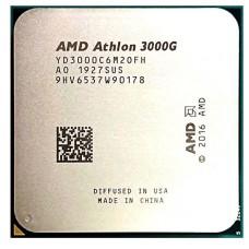 AMD Athlon 3000G (3500MHz/AM4/L2+L3 5120Kb) YD3000C6M2OFH OEM
