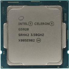 Intel Celeron G5920 (3500MHz/LGA1200/L3 2048Kb) OEM