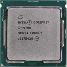 Процессор Intel CPU Desktop Core i7-9700 (3.0GHz, 12MB, LGA1151) box v2