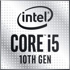 Процессор INTEL Core i5-10400 (Socket 1200, 2.9-4.3GHz, Comet Lake, 6 ядер/ 12 потоков, L3: 12Мбайт, 14nm, 65 Вт, Intel