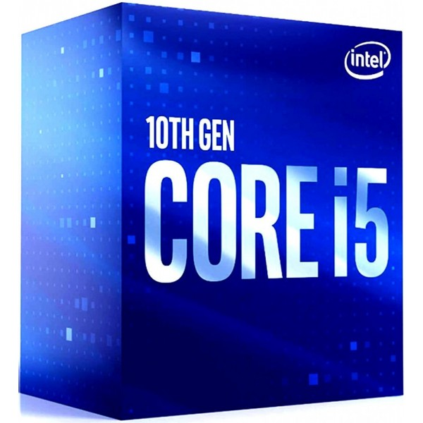 CPU Intel Core i5-10500 Comet Lake BOX {LGA1200, 3,10-4,50 GHz, 12 MB Intel® Smart Cache, 65W 128 GB}