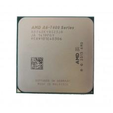 Процессор Amd a6 x2 7400k fm2+ (ad740kybi23ja) (3.5/5000/1mb/r5) kaveri oem AD740KYBI23JA